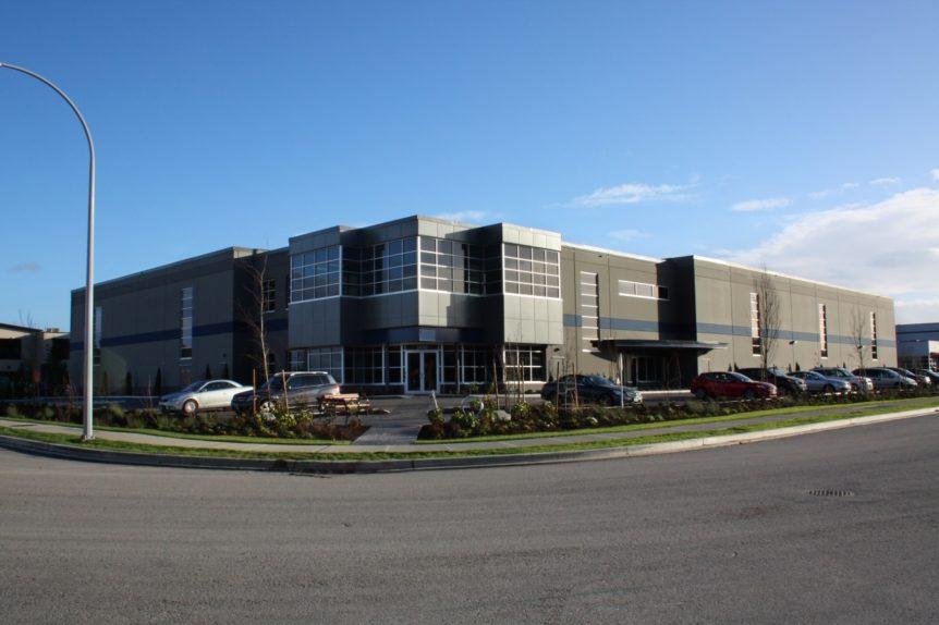 AR Thompson building