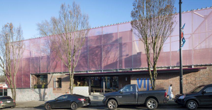 Vij's Restaurant Outside