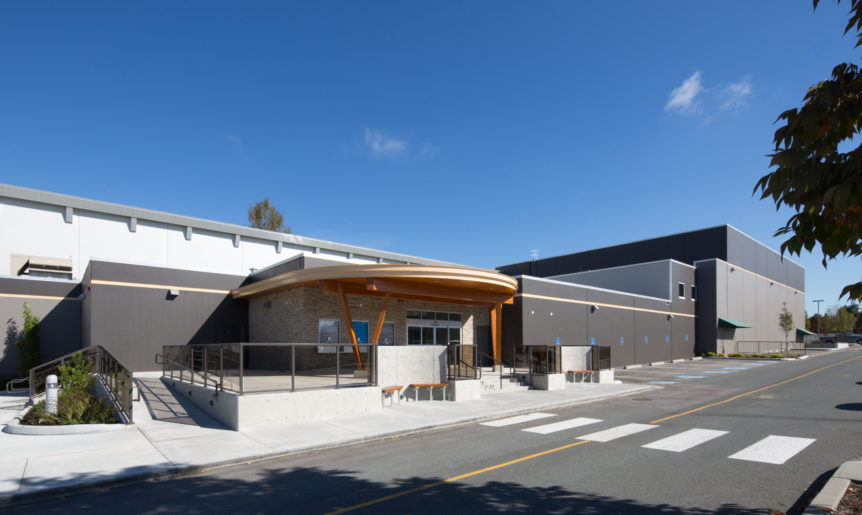 Langley Event Centre Building B