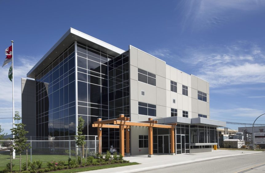 Canexus Offices North Vancouver