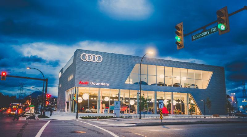 Open Road Audi / Volkswagen Building