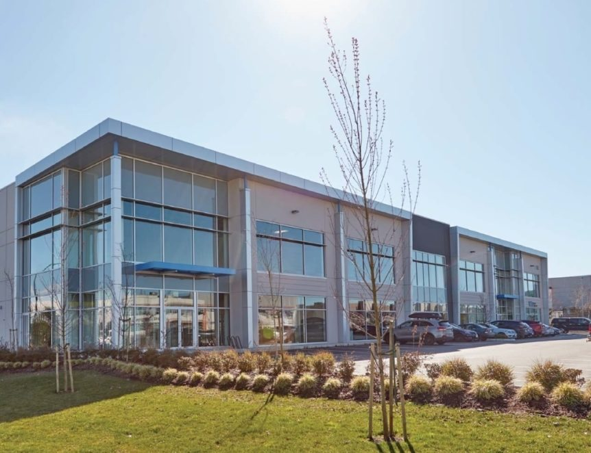 Office Space at 8155 North Fraser Way, Burnaby BC