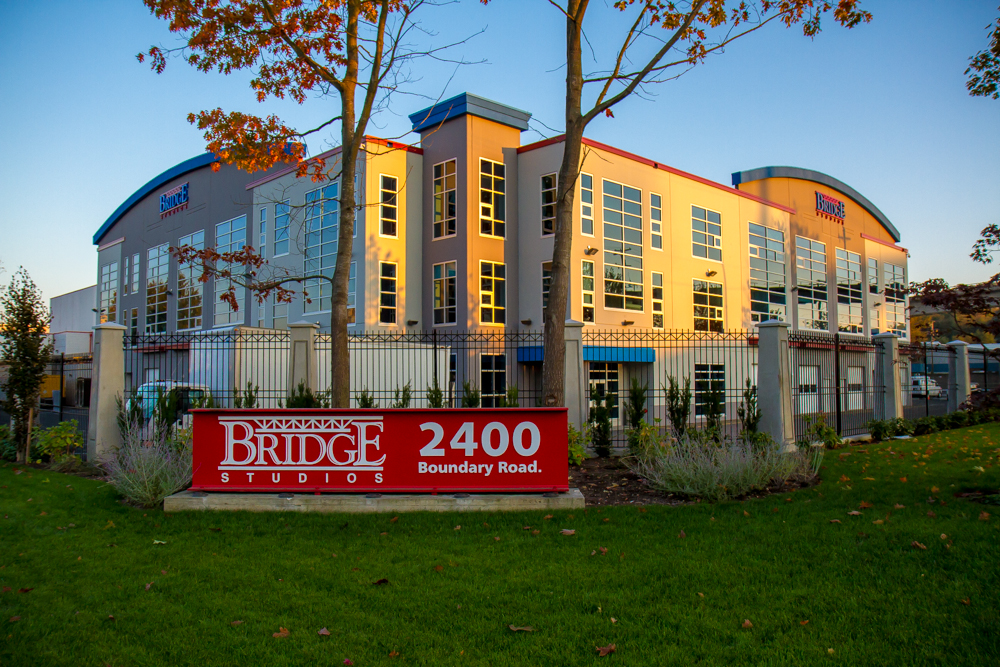 Bridge Studios on 2400 Boundary Road