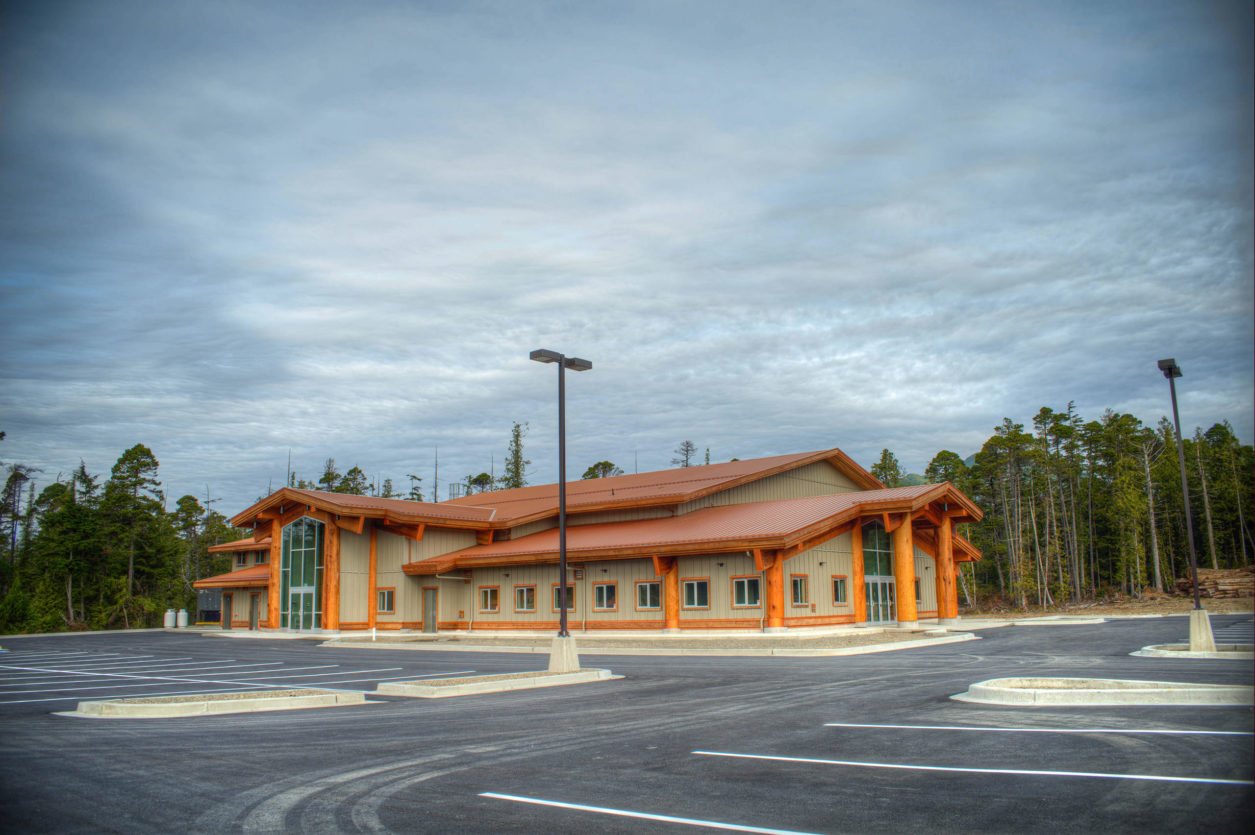 UCLUELET First Nations Community Centre